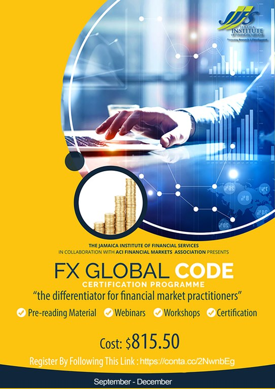 FX Global Code Certification Programme — The Jamaican ...